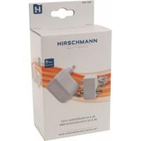 Hirschmann ZVA 128 2-weg antenneversterker retourgeschikt 1218 Mhz In Home CAI Versterker NIEUW
