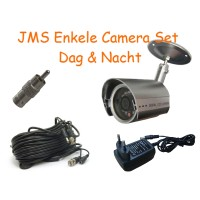 JMS Enkele Camera Set Dag en Nacht