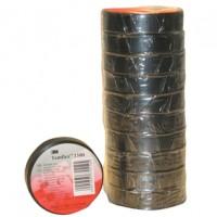 3M Temflex-1500 Isolatie Tape 10Meter Zwart